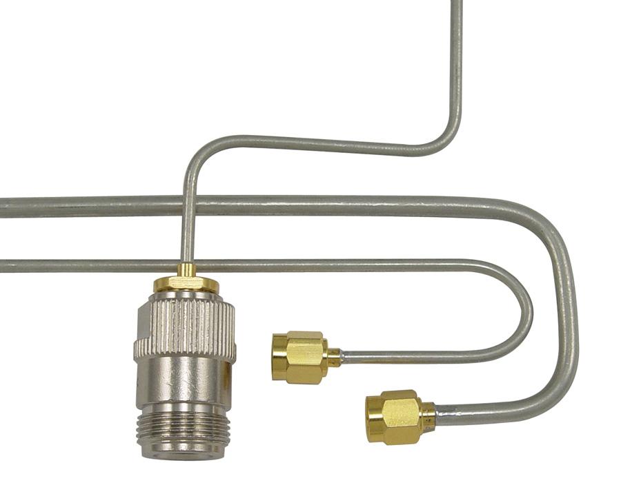 Cable semirrígido