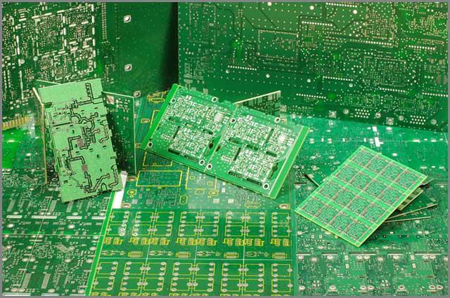 6 tipos de placas de circuito impreso